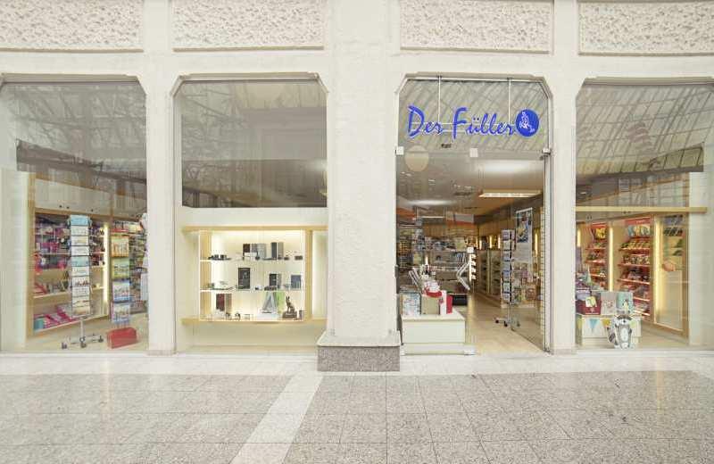 Shopping · Goethe Galerie Jena