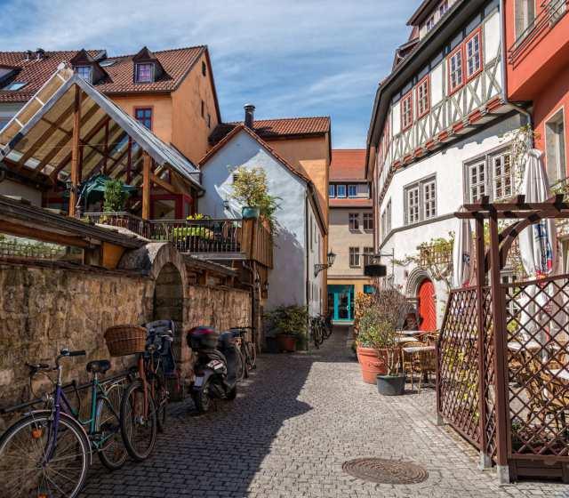 Pittoreske Gassen und bestes Wetter: Warum nach Italien fahren, wenn Jena genauso viel zu bieten hat?