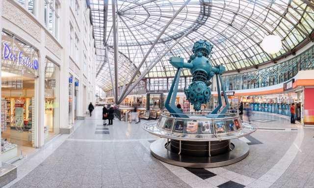 10 Orte in Jena für den perfekten Antrag: Goethe Galerie Jena