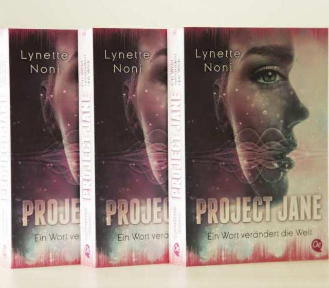 Buch-Tipp von Thalia: Projekt Jane von Lynette Noni