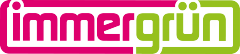 Logo immergrün
