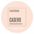 Logo Tagesbar CASERO