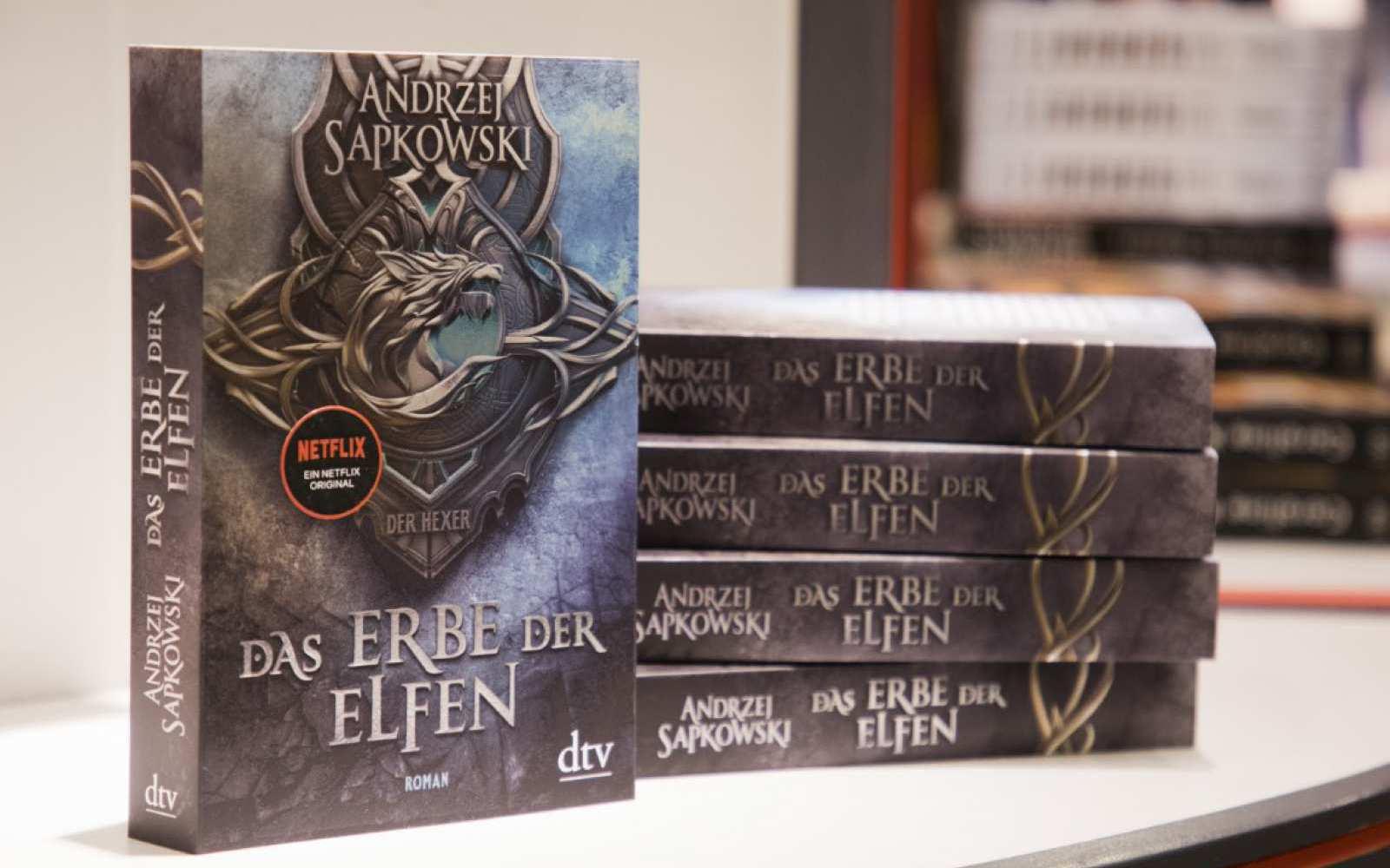 Buch-Tipp von Thalia im Februar: Das Erbe der Elfen (Die Hexer-Saga 1) von Andrzej Sapkowski